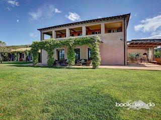 Bookwedo-Villa Pinciana, Borgo Carige