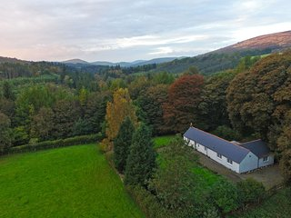Located 1/2 mile from Langholm. Perfectly positioned for the Borders and Cumbria.