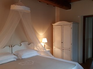Casale con piscina e idromassaggio per vacanze in Umbria:'Appartamento Vaniglia'