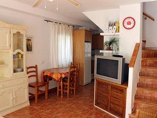 Apartamento duplex en Aguamarga