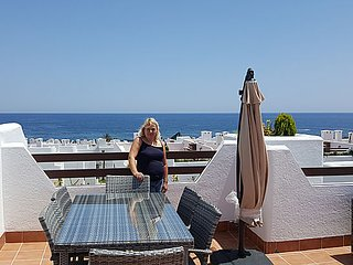 "Mar de Pulpi Luxury Apartment "" Vista al Oceano Mediterraneo"""
