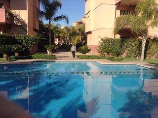 location pour vacances, Marrakesch