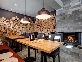 Snowflake Chalets - New catered chalet in Bansko.