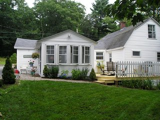 Quaint Cottage in Private Wooded Setting | Close to Lakes | Dogs Welcome