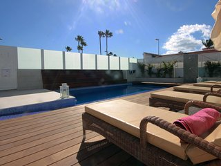 Villa Jazmin, in Playa del Ingles with private pool