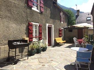 Charmante maison de village, Luz-Saint-Sauveur