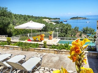 Villa Avgerini Paradise overlooking the Ionian sea