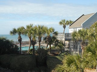 SEA BREEZE Barrier Dunes 52 -Gulf View on Lake* 40 Steps to Beach* Pools/Tennis