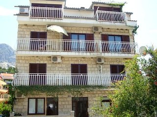 Cute family apartment, Podgora