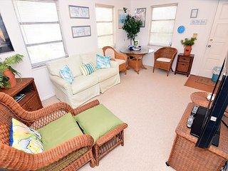 One bedroom duplex bungalow cottage