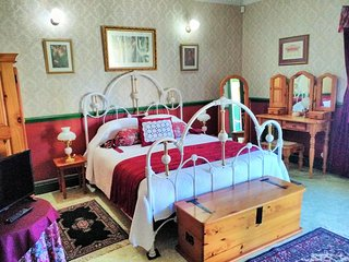 A Pilgrim's Rest Guesthouse Double Room No. 2