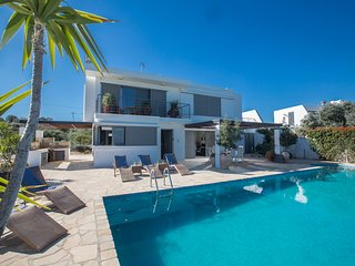Azalea 4 bed villa with panoramic sea views, Protaras