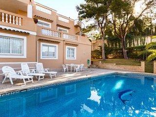 Villa Martina - Costa de la Calma, Peguera