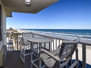 Direct Oceanfront NE Corner ( end ) unit, Daytona Beach