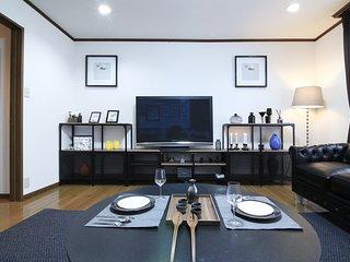 3 Min Roppongi Stn Max 8 ppl Duplex House B24