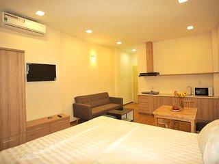 Studio apartment in the city center #2