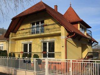 Villa Viktoria, Heviz