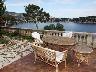 magnifique vue sur mer et saint jean cap ferrat, Nice