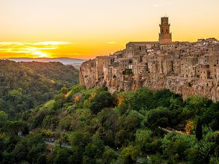 Country House in Pitigliano