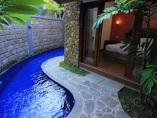 One Bedroom with private pool