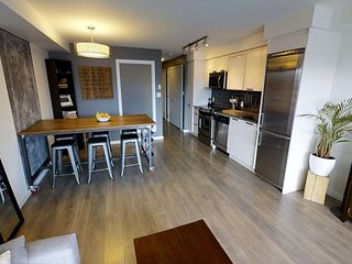 Luxurious Condominium starting at $150 CAD including secure parking