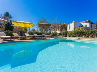 Villa Son Corco with  private pool and wifi
