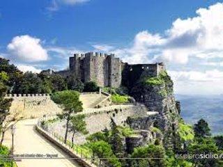Erice Castle