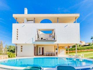 Veri Blau, villa con piscina y wifi