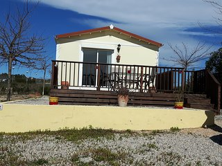 Holiday rental on gated park Spain, Cervera del Maestre