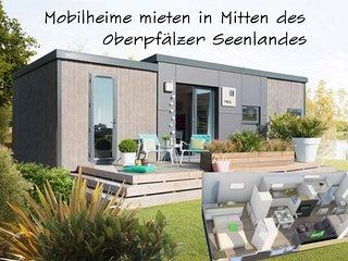 Ferienhaus / Mobilheim am Murner See (Bayern, Oberpfalz, Seenland), Wackersdorf