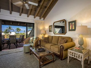 Maui Kamaole #E-203 2Bd/2Ba, A/C, Wifi, Great Location, Great Rates! Sleeps 6