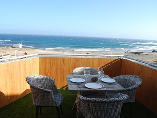 WOW Fantastic Apartment with the best ocean views!, El Medano