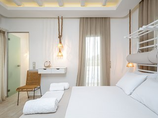 Depis Edem luxury private villa with pool, Plaka Naxos