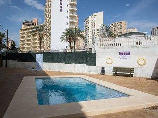 Apartamento Benidorm 30 linea Playa Levante