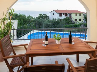 Two bedroom apartment with pool and children playground!