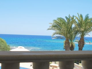 LOUIS -  Beach front Luxury 4 bedroom Villa in the Idyllic Protaras, Famagusta