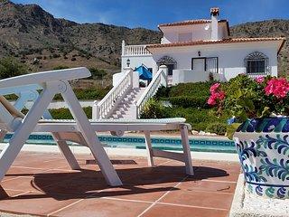 Villa 'Erase una vez.': villa cosy avec piscine privée au cœur d'un site protégé
