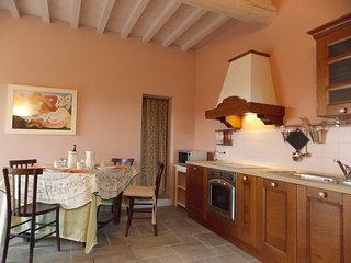 Erika - Apartment in Tuscany Luxury Villa Il Pilloro