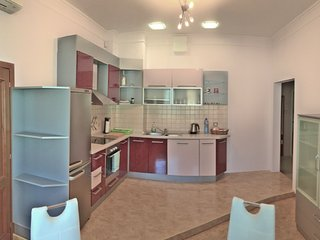 Kitchen, fully equipped with everything you need even for a longer stay