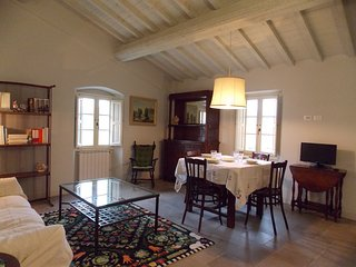 Violetta - Apartment in Tuscany Luxury Villa Il Pilloro