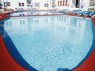 SUNNY 1 BEDROOM APT WITH 3 TERRACES  CENTRAL LOS CRISTIANOS