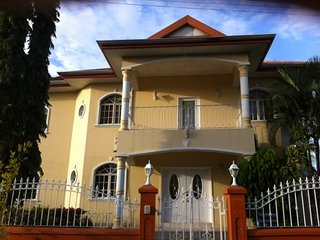Spacious 4 bedroom house with private pool in Westmoorings, Trinidad, Woodbrook