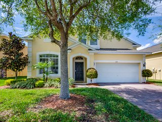 5 Bedroom Villa Near Disney!!!!!