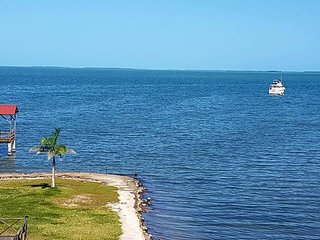 See Belize Tranquil Sea View 2-Bedroom Vacation Rental, Belize City