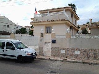 Location appartement dans villa, San Fulgencio