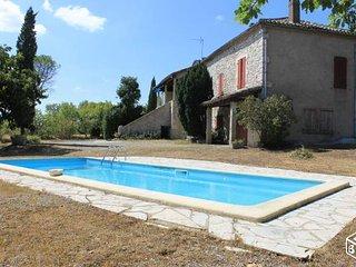 Maison de campagne, Saint-Antonin Noble Val