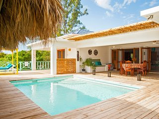 La Sirena: Secluded Villa w/ Pool & Beach access, Treasure Beach