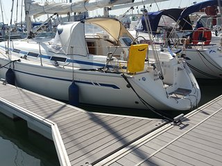 Sailingboat 2-6 Persons