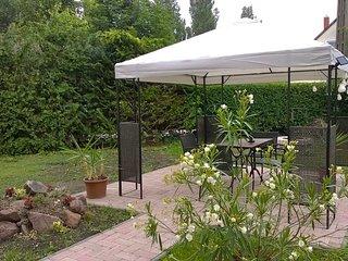 Gemütliche Wohnung mit schönem Garten - BAL