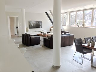 Luxury Loft Appartment 155 sqm - Downtown Mannheim
